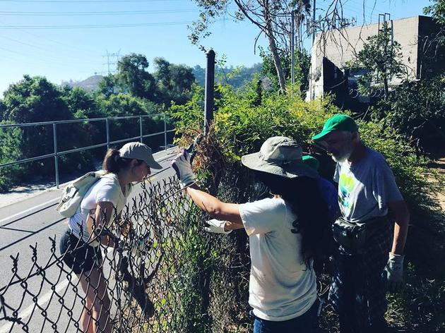 More Volunteer Events on the Los Angeles River