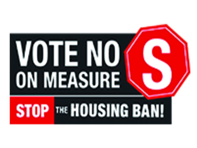 No On Measure S