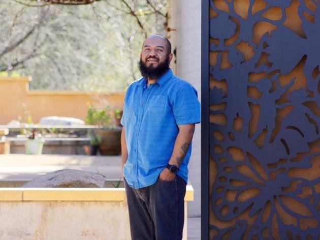 Marcos Trinidad honored with environmental education award